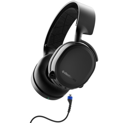 Casti SteelSeries Arctis 3 Bluetooth 2019 Edition
