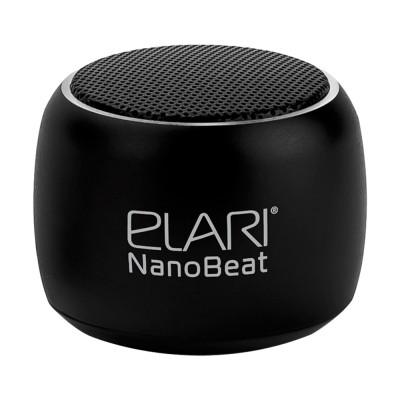 Boxa portabila Elari NanoBeat Black