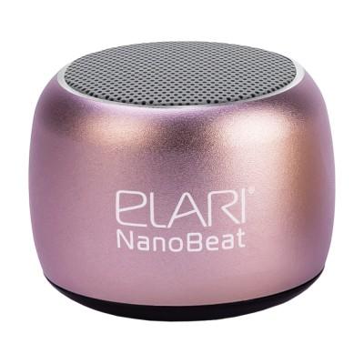 Boxa portabila Elari NanoBeat Pink