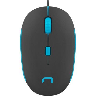 Mouse Natec Sparrow black-blue