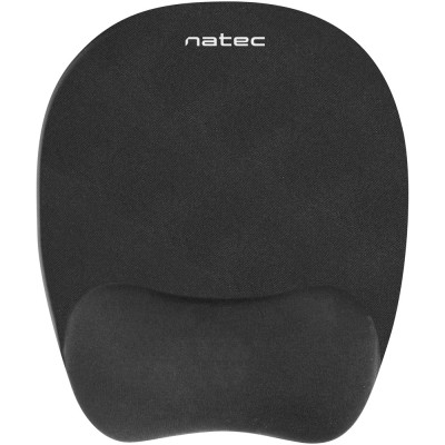 Mousepad Natec Chipmunk black