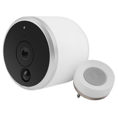 Camera pentru exterior Lanberg Smart Home WiFi cu baterie (SM01-OCB20)