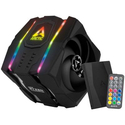 Cooler procesor Arctic Freezer 50 TR RGB, Compatibil AMD sTR4, 1800 rpm, incl. A-RGB controller