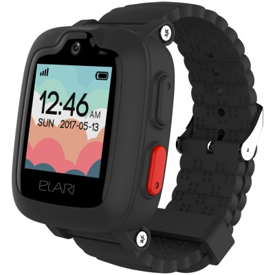 Smartwatch Elari KidPhone 3G, GPS, WiFi, Black