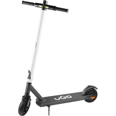 """Trotineta electrica UGO Squbby 8, viteza 25 km/h, autonomie 18 km, roti 8"""""""