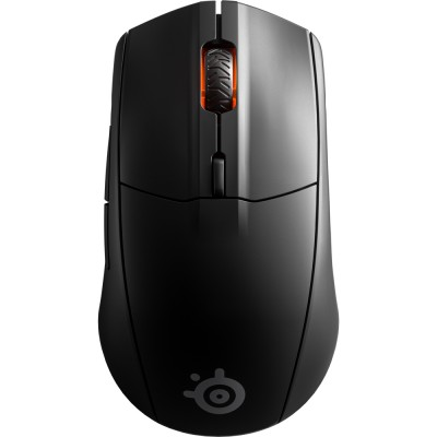 Mouse SteelSeries Rival 3 Wireless, 18000dpi, Bluetooth 5.0, optic, Negru