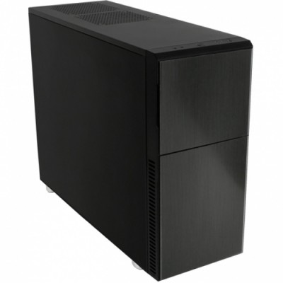 Carcasa Nanoxia DEEP SILENCE 2 ANTHRACITE MiddleTower, USB 3.0