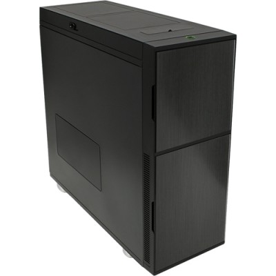Carcasa Nanoxia DEEP SILENCE 6 ANTHRACITE (REV. B) Tower, USB 2.0, USB 3.0