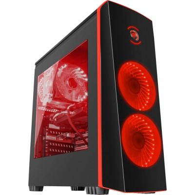 Carcasa Genesis Titan 700 Red