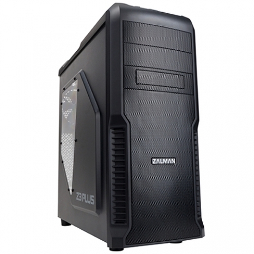 Carcasa MiddleTower - Zalman - Z3 PLUS