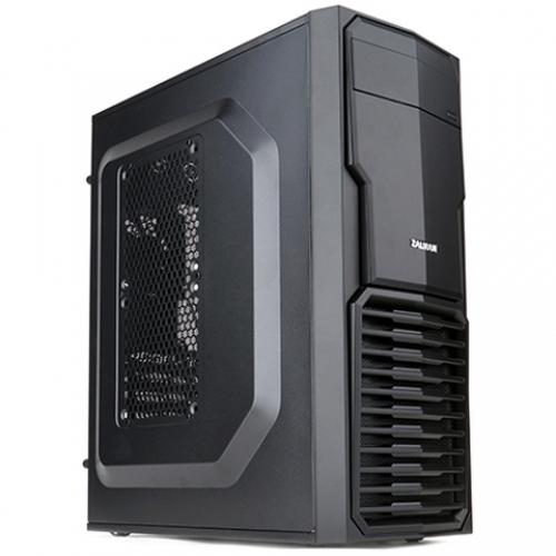 Carcasa Zalman T4 MiniTower, USB 2.0, USB 3.0
