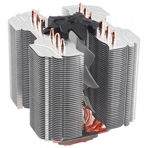 Cooler procesor Zalman CNPS14X Racire Aer, Compatibil Intel/AMD