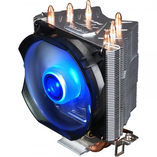 Cooler procesor Zalman CNPS7X LED+ Racire Aer, Compatibil Intel