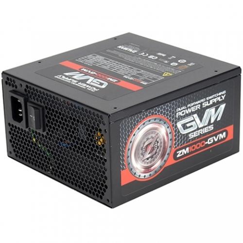 Sursa Zalman ZM1000-GVM 1000 W, ATX 2.3, PFC Active
