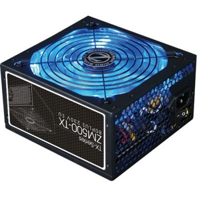 Sursa Zalman ZM500-TX 500 W, ATX 2.31, PFC Active