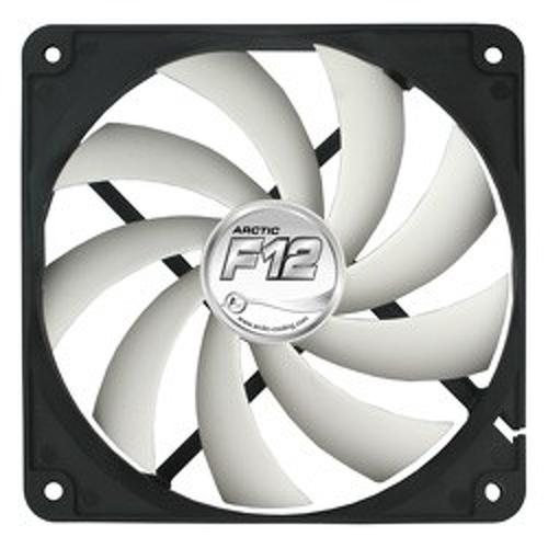 Ventilator Arctic F12 120 mm, 1350 rpm, 57 CFM