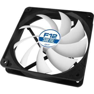 Ventilator Arctic F12 SILENT 120 mm, 800 rpm, 37 CFM