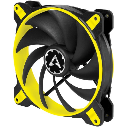 Ventilator 140 mm Arctic BioniX F140 Yellow