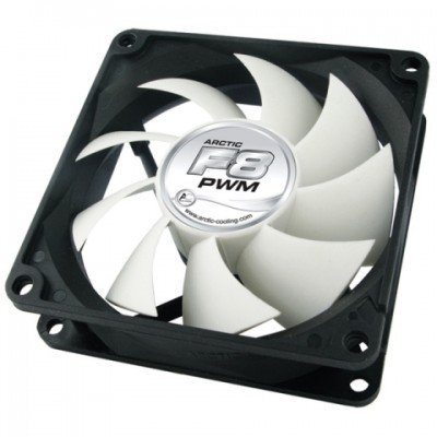 Ventilator 80 mm Arctic F8 PWM