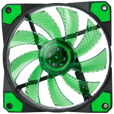 Ventilator 120 mm Marvo FN-10 Green