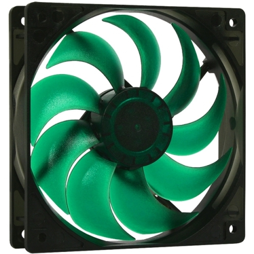 Ventilator Nanoxia DEEP SILENCE 120 MM - 1800 RPM 120 mm, 1100 rpm, 1800 rpm, 72.1 CFM