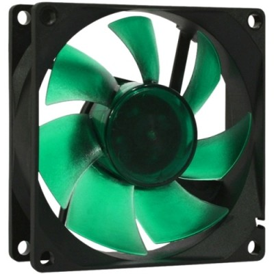 Ventilator Nanoxia DEEP SILENCE 80 MM - 1200 RPM 80 mm, 700 rpm, 1200 rpm, 15.8 CFM