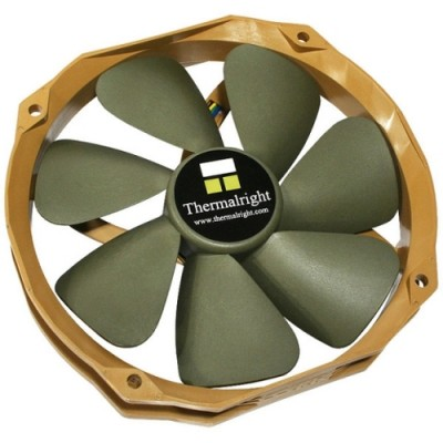 Ventilator Thermalright TY-141 PWM, 140 mm, 900 rpm, 1300 rpm, 73.98 CFM