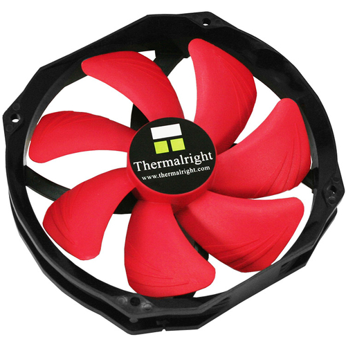 Ventilator Thermalright TY-149 PWM, 140 mm, 300 rpm, 1300 rpm, 61.68 CFM