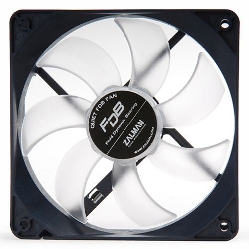 Ventilator Zalman ZM-F3 FDB 120 mm, 1000 rpm, 1500 rpm, 57.54 CFM