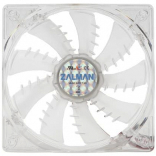 Ventilator Zalman ZM-F3 LED(SF) 120 mm, 1200 rpm, 57.54 CFM