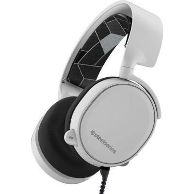 Casti SteelSeries Arctis 3 White