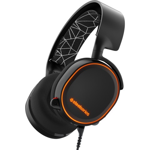 Casti SteelSeries Arctis 5 Black