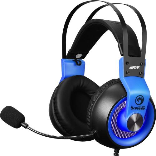 Casti Marvo HG9035 blue