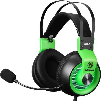 Casti Marvo HG9035 green