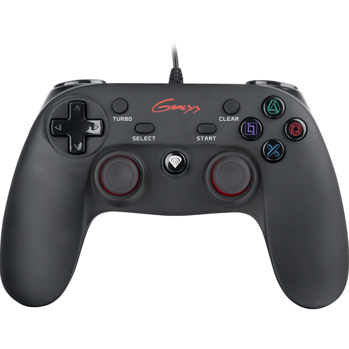 Gamepad Natec Genesis P65 (PC, PS3) PC, Playstation 3