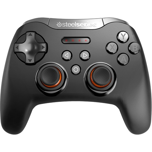 Gamepad SteelSeries STRATUS XL (WINDOWS, ANDROID) Bluetooth, PC, Android, Negru