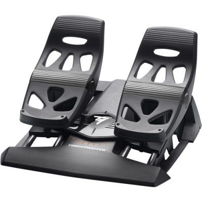 Joystick Thrustmaster T.FLIGHT RUDDER PEDALS (PC, PS4) - 2960764 USB, PC, PlayStation 4, Negru