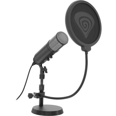 Microfon de studio Genesis Radium 600