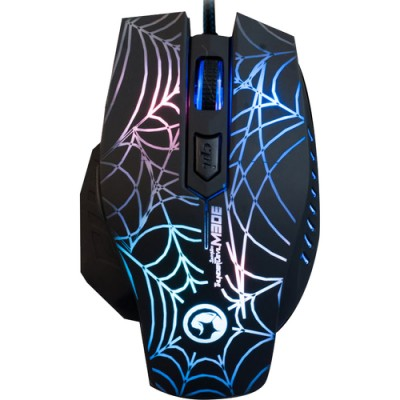 Mouse Marvo M306 2400 dpi, Optic, 6 Butoane, USB