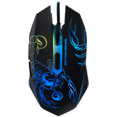 Mouse Optic - Marvo - M316 - USB, 2400 dpi, 6 Butoane