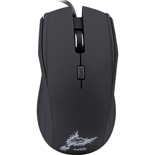 Mouse Optic - Natec - KESTREL - USB, 1600 dpi, 4 Butoane