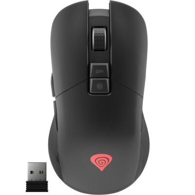 Mouse wireless Genesis Zircon 330