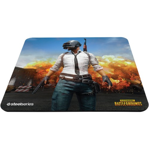 Mousepad SteelSeries QcK+ PUBG Erangel Edition