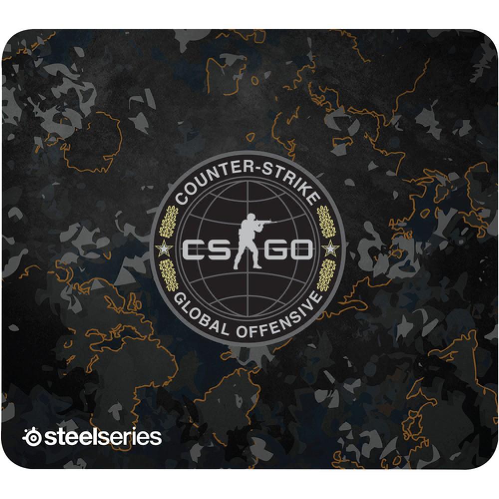 Mousepad textil steelseries qck cs go camo edition it2go for Cs go mouse