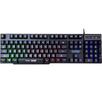 Tastatura Marvo K632 USB, iluminata