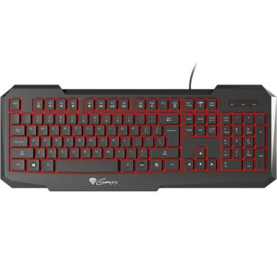 Tastatura Natec Genesis RX11 USB, iluminata