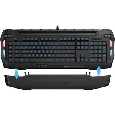 Tastatura Roccat SKELTR BLACK USB, iluminata