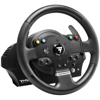 Volan Thrustmaster TMX FORCE FEEDBACK (PC, XONE) - 4460136 USB, PC, XBox One, Negru