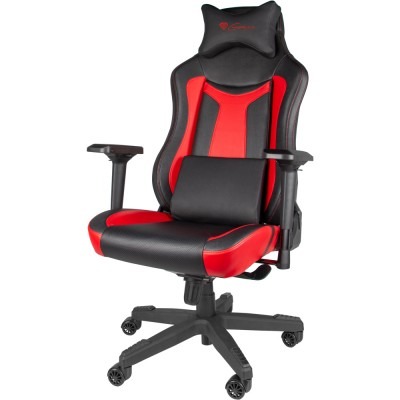Scaun gaming Genesis Nitro 790 black-red